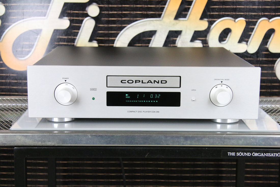 Copland CDA266 cd player