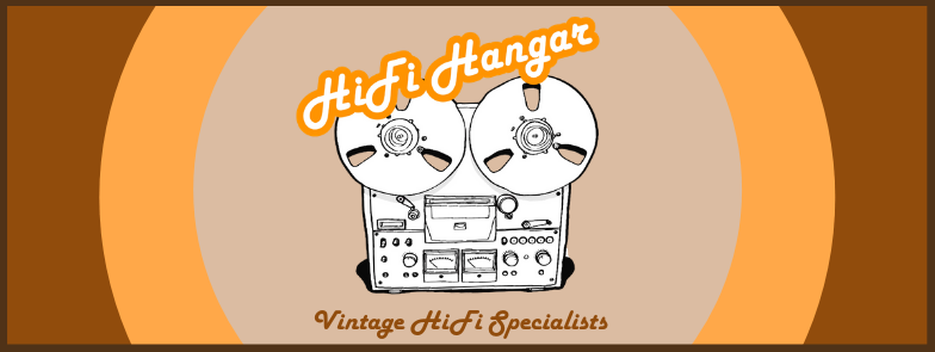 Hifi Hangar, Good Prices for vintage, second hand and used hifi equipment.